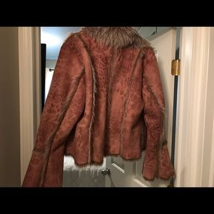 Outerwear by Lisa Jackets & Coats - Winter coat brown